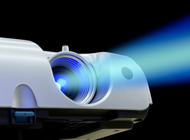 Audio Visual Projector